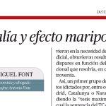 Miguel Font impuesto de plusvalía municipal