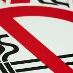 El empresario puede prohibir fumar en los espacios al aire libre del centro de trabajo