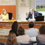 Antonio Font da ponencia en el Colegio de Graduados Sociales de Balears